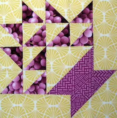 Grape Basket Quilt