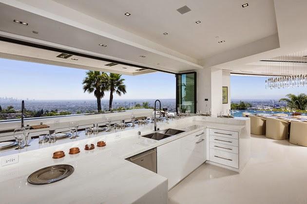 Mansión The Top of Hillcrest Los Angeles California 7