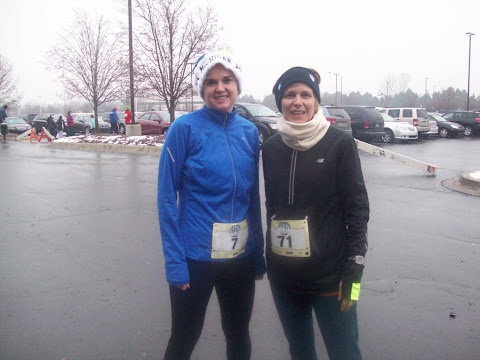 Reindeer Run with my fellow BBCer
