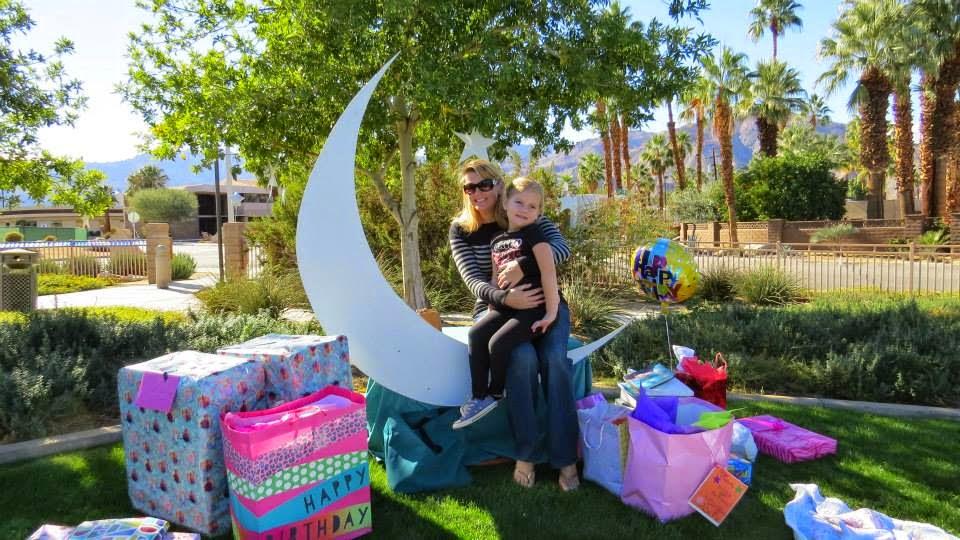 Lizzie Lau Palm Desert Park