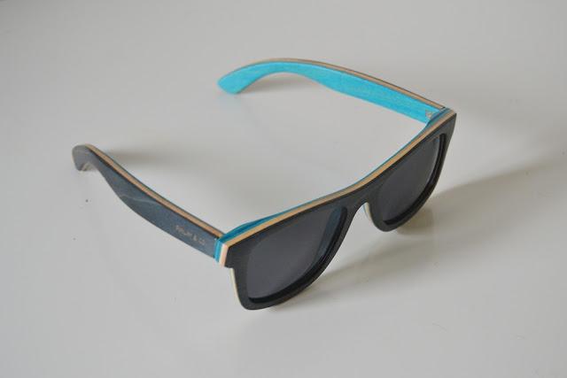 Finlay & Co Carnaby Aqua Sunglasses