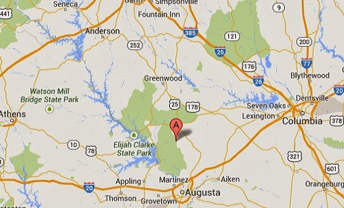 South_Carolina_earthquake_2014_epicenter_map