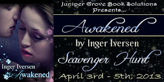 Scavenger Hunt: Awakened by Inger Iversen