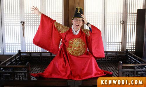 korean emperor