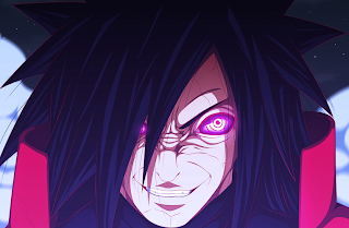 Evil Madara Naruto Manga 628