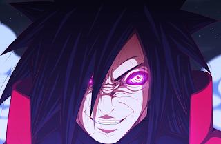 Evil Madara Naruto Manga 628