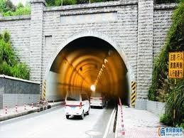 tunel atrasa relojes en china