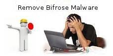 entfernen Bifrose