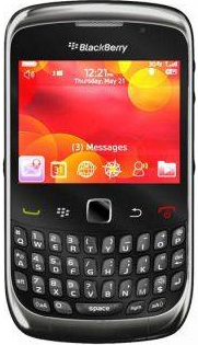 Harga HP Blackberry Curve 3G 9330