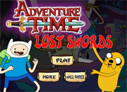 Adventure Time Lost Swords