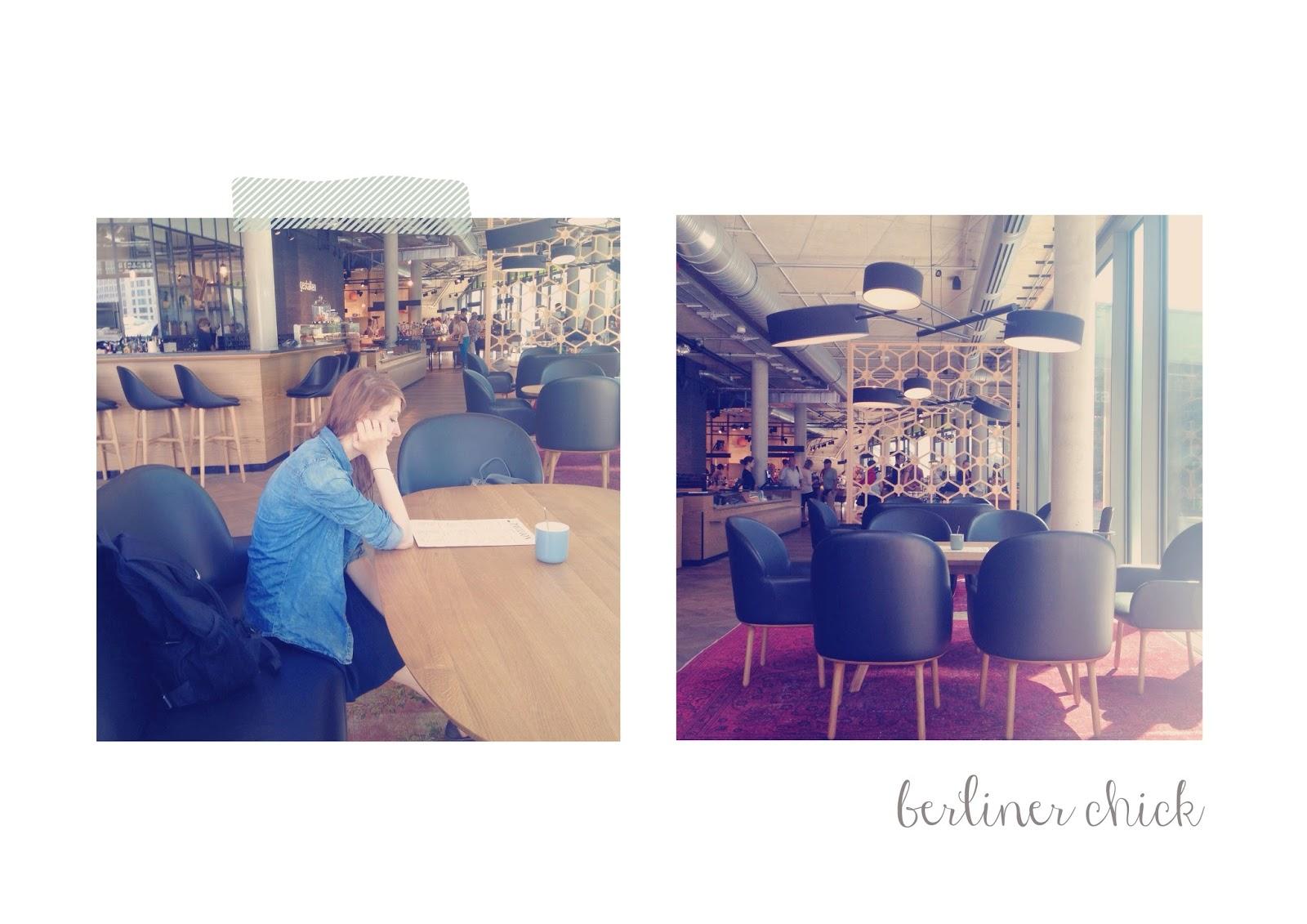 Gestalten Pavilion Café