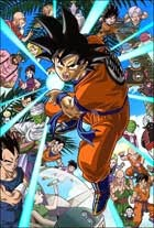 Dragon Ball Z: ¡Goku y sus amigos regresan! (2008) DVDRip Latino