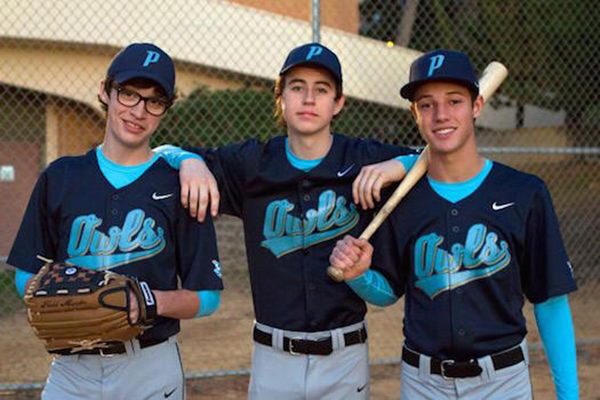 Cameron Dallas and Nash Grier - The Outfield.