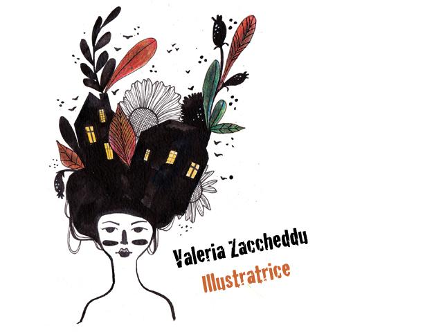 Valeria Zaccheddu illustratrice