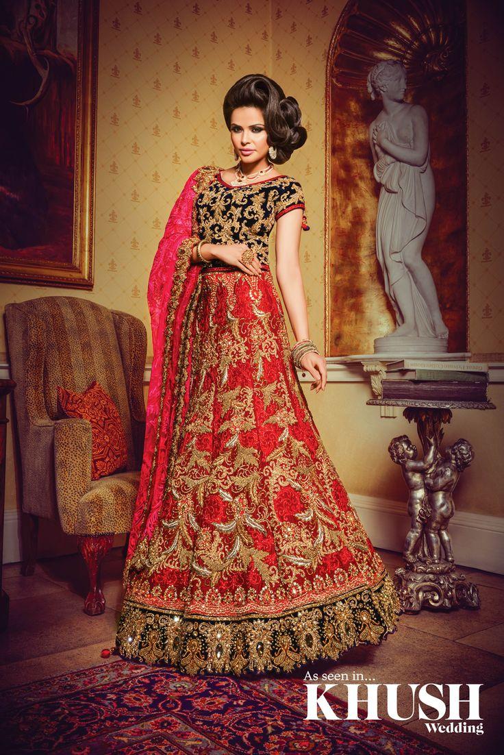 New Pakistani bridal dresses