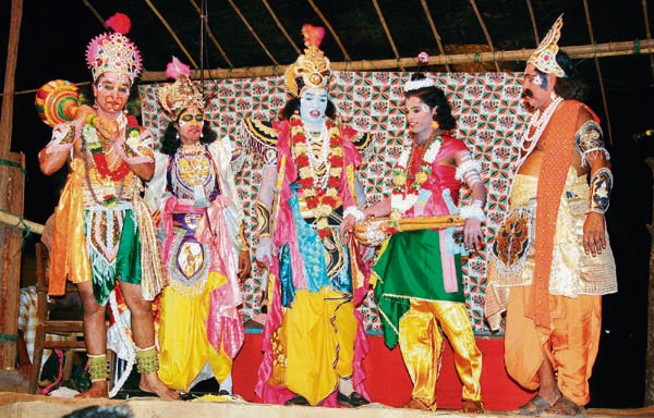Dashavatar Drama in malvan