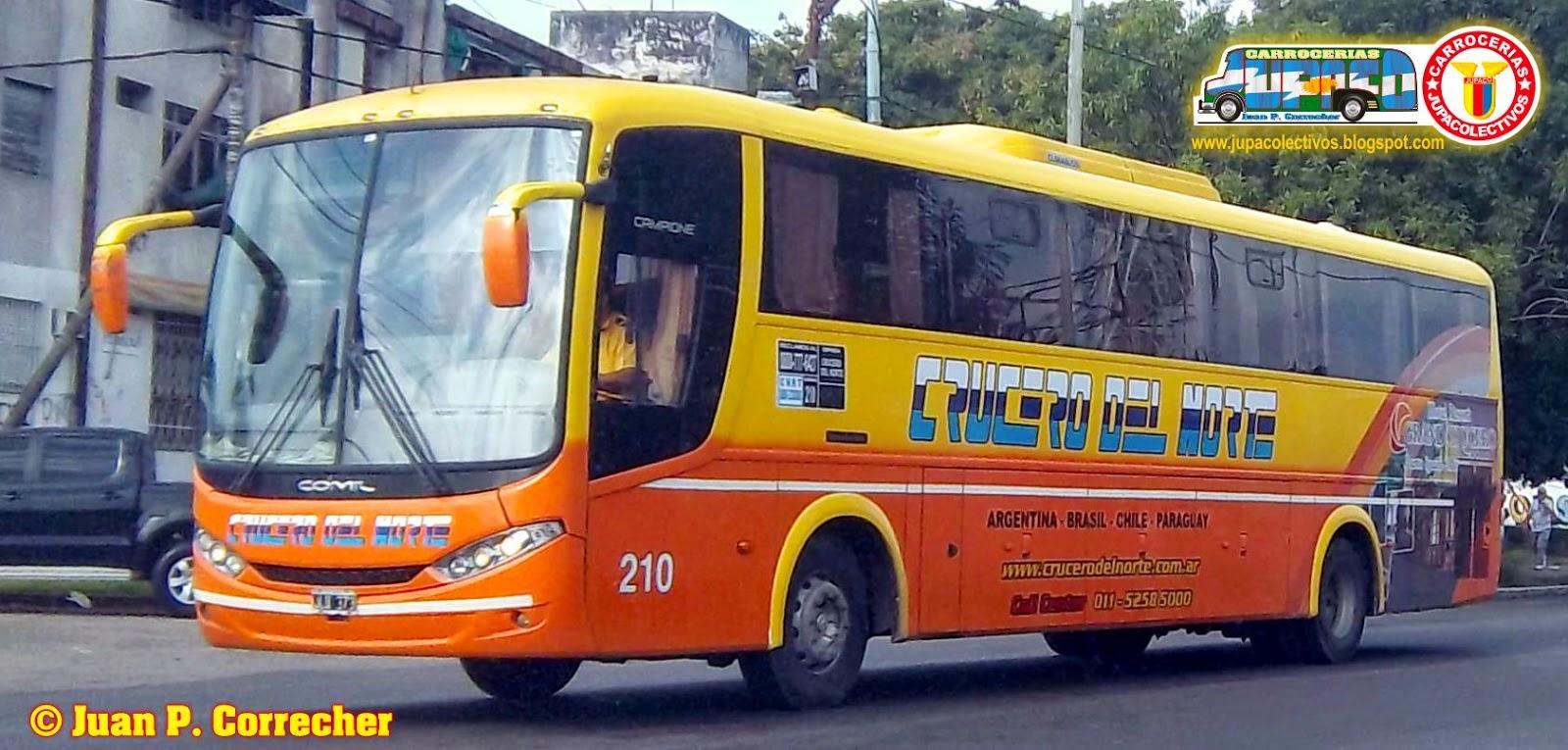 Fotos de mnibus empresa argentina betel chevallier y - Microcementos del norte ...