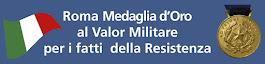Roma Medaglia d'Oro al valor militare