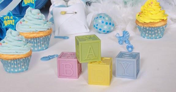 Baby Shower, Detalles de Decoración, Niño
