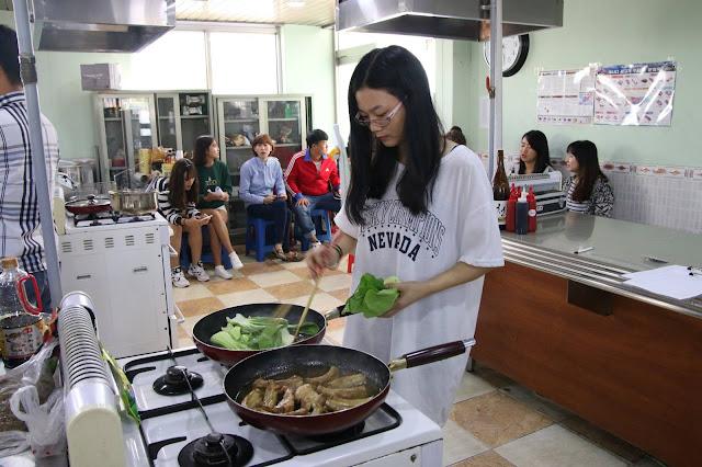 Nhà nấu ăn tự do trường đại học Nambu