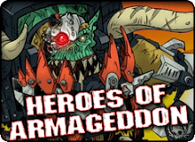 Heroes of Armageddon Charity Project