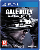 Call of Duty Ghosts PS4 Acción