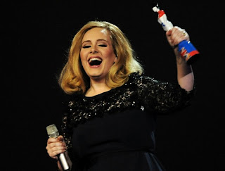 Adele's 'Rolling In The Deep' Best Selling Digital Song By A Female Solo Artist