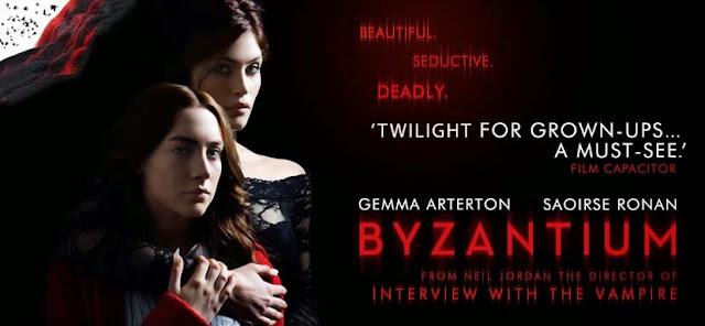 prose and postulations dvd movie review byzantium