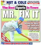 Mets still rolling