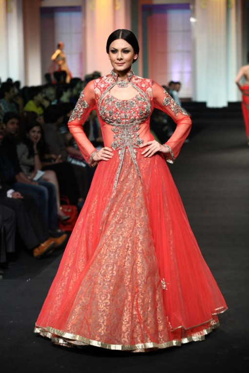 Fashion world latest Fashion: India fashion week new Delhi, October ...