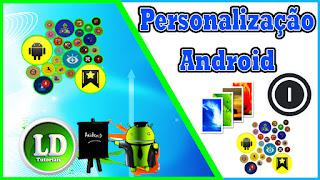 Personalização android