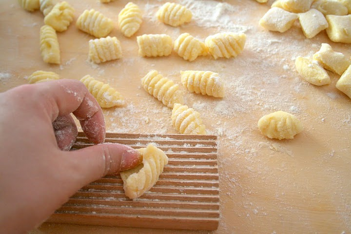 Картофельные ньокки с фото пошагово