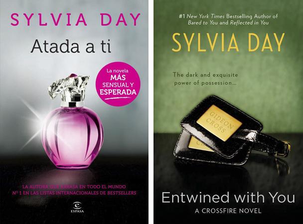 Atada a ti de Sylvia Day en Junio...