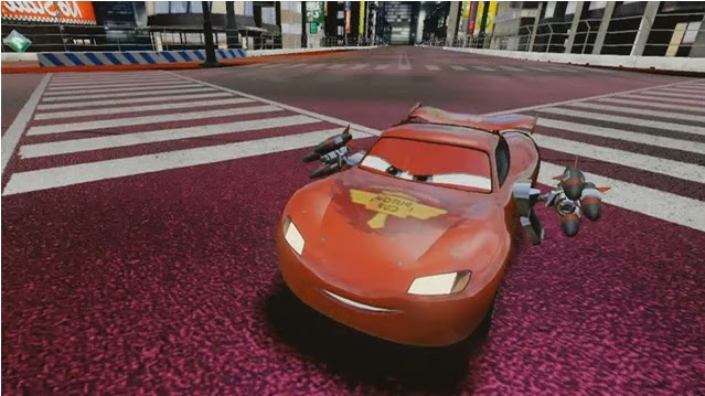 cars 2 videojuego