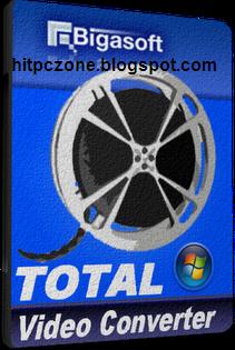 Bigasoft Total Video Converter 3.7 Serial Key Download