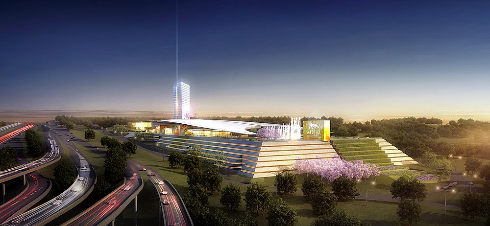 New casino in prince george's county