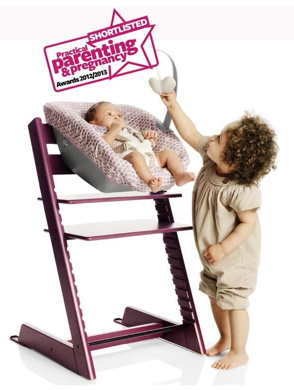 stokke shortlisted in the 2012 practical parenting awards stokke. Black Bedroom Furniture Sets. Home Design Ideas