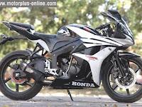 Honda Tiger Contek Gaya CBR 600