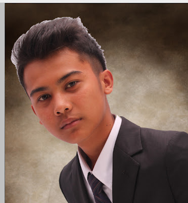 rambut8 Cara seleksi pada bagian rambut di photoshop
