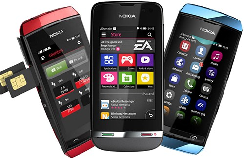 Harga Hp Nokia Asha 305