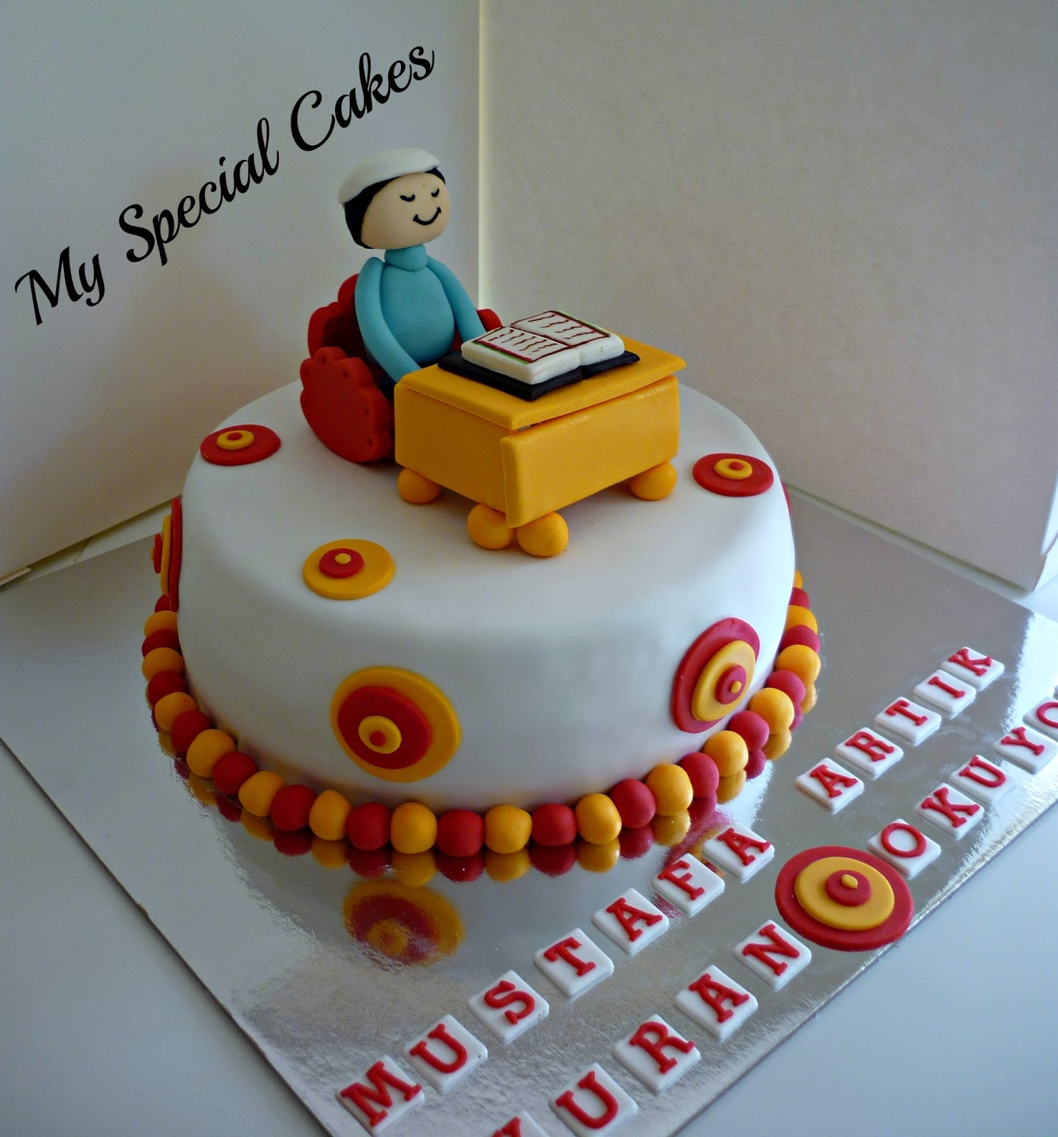My Special Cakes March 2013