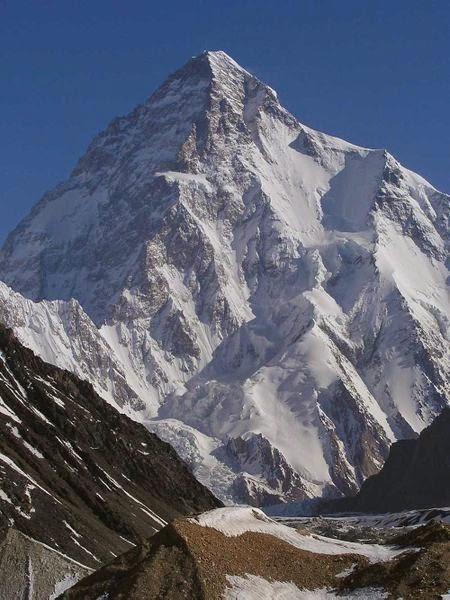 Kangchenjunga 8586m (28169ft) Nepal
