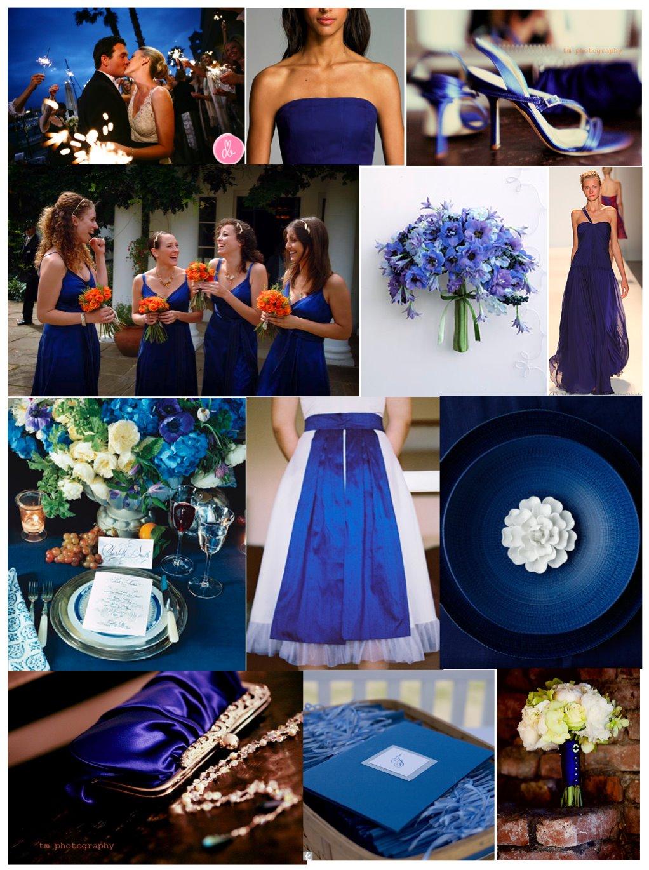 decoracao para casamento em azul e amarelo:casamento é nosso!: Festa de casamento na cor Azul