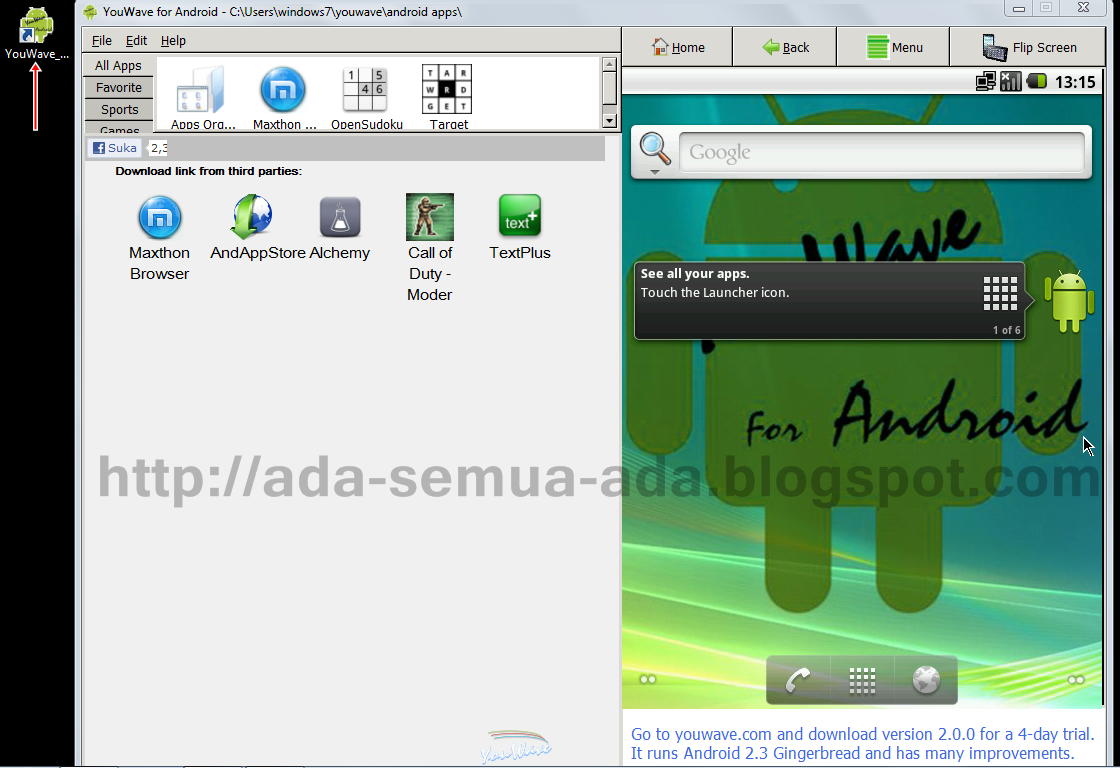 Cara Install Whatsapp Di Pc Leptop Dan Notebook