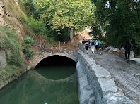 Caminant acompanyats pel canal