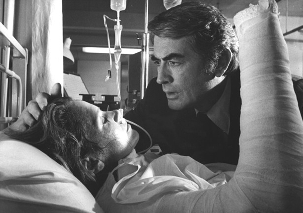 Gregory Peck Lee Remick The Omen