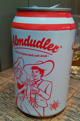 Almdudler Herb Lemonade Tasty