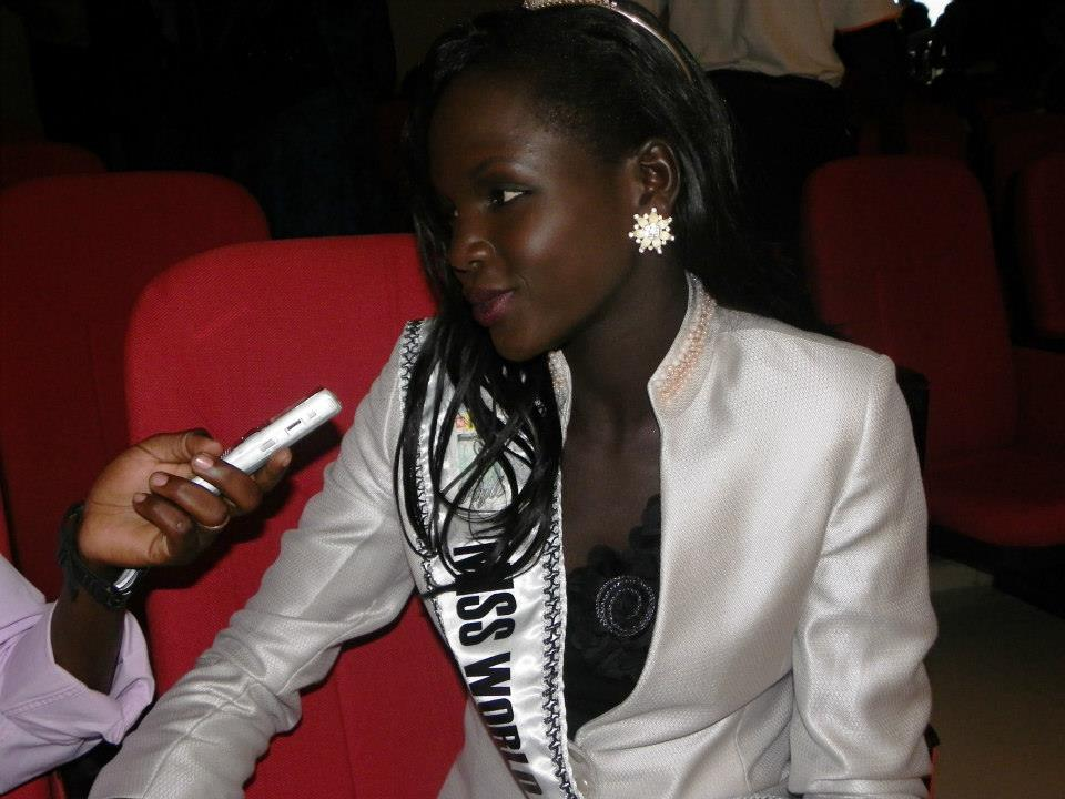 Miss World South Sudan 2013 New Pictures and Video