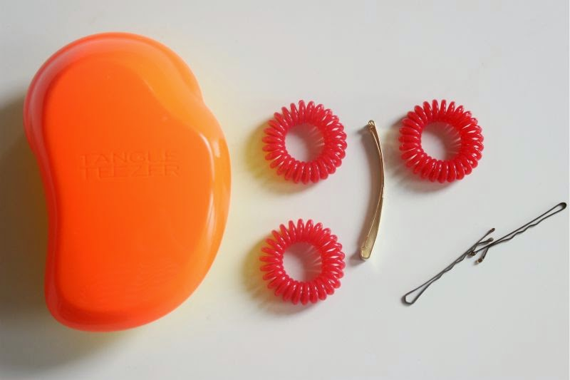 My Long Hair Survival Kit