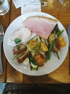 malaysian, food, adelaide, sprout, ham, christmas, lunch